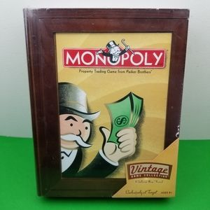 Monopoly Collector's Limited Target Vintage Editio